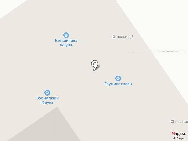 Vanille на карте Старого Оскола