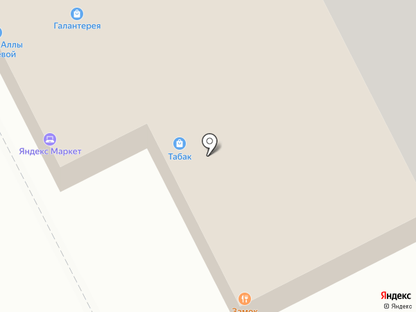 Магазин фруктов и овощей на карте Люберец