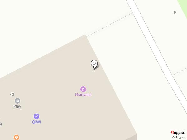 Салон красоты на карте Люберец