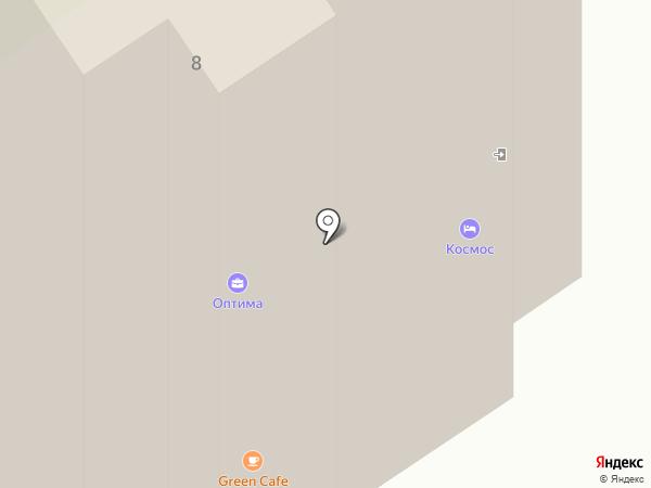 Ивановка на карте Старого Оскола