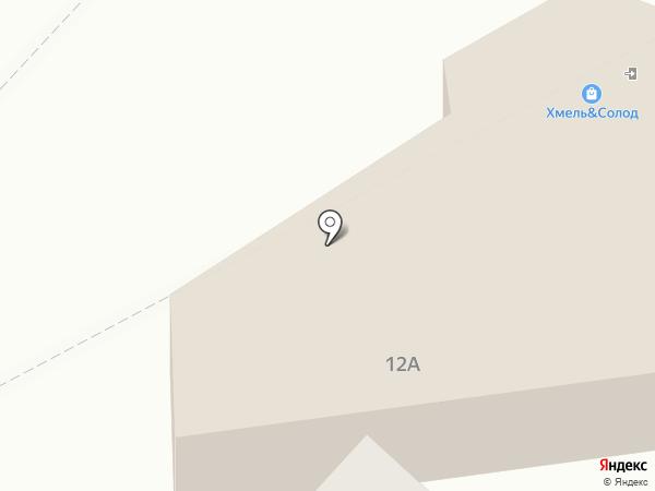 Данила на карте Люберец