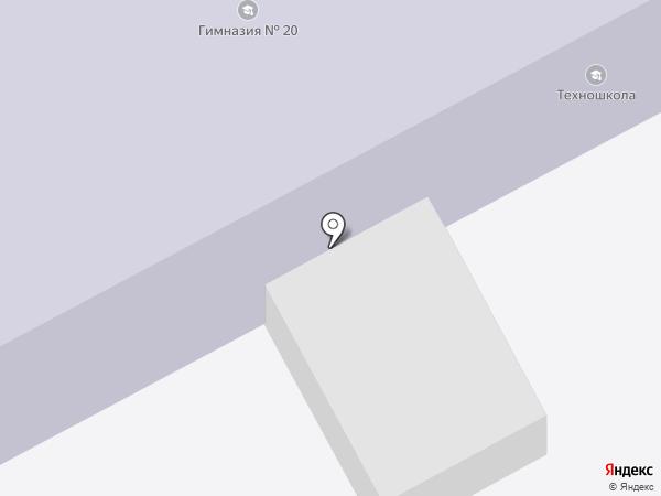 Каратэ-До на карте Люберец
