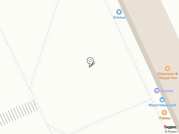 Домкрат на карте Люберец