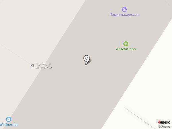 Маникюрный кабинет Лемец Елены на карте Москвы