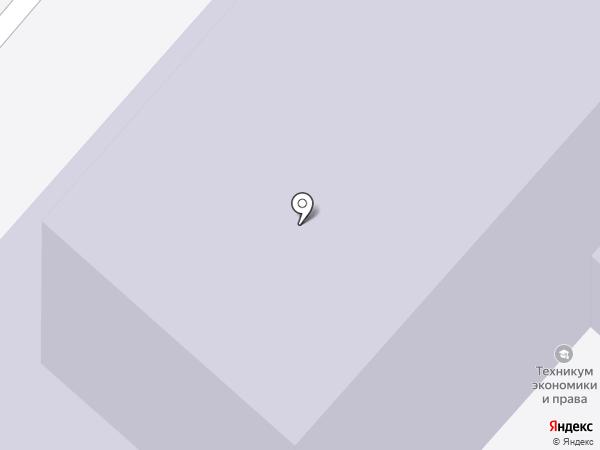 Конкорд, АНО ДПО на карте Люберец