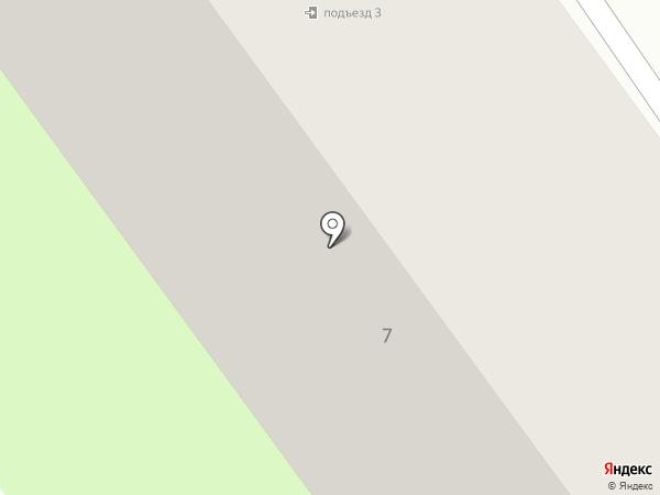 Багира на карте Лыткарино