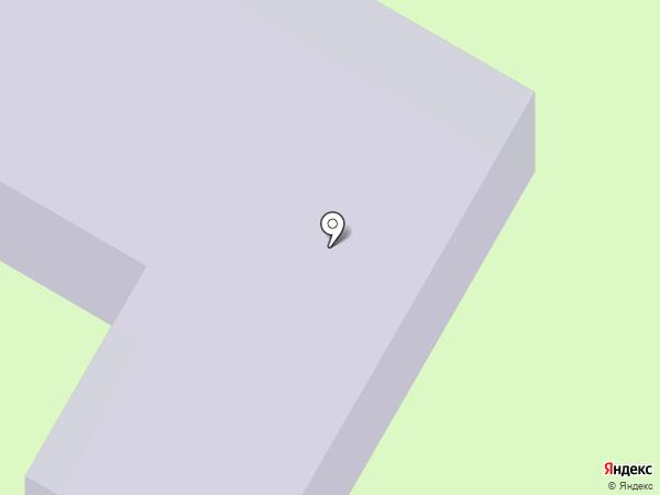 Детский сад №9, Айболит на карте Ивантеевки