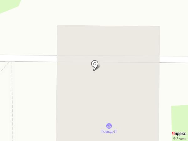 Диана на карте Лыткарино