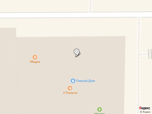 Займ-Экспресс на карте Лыткарино