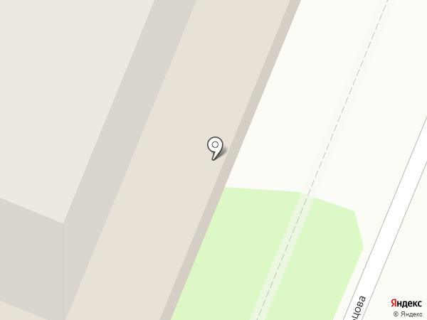 Большие люди на карте Ивантеевки