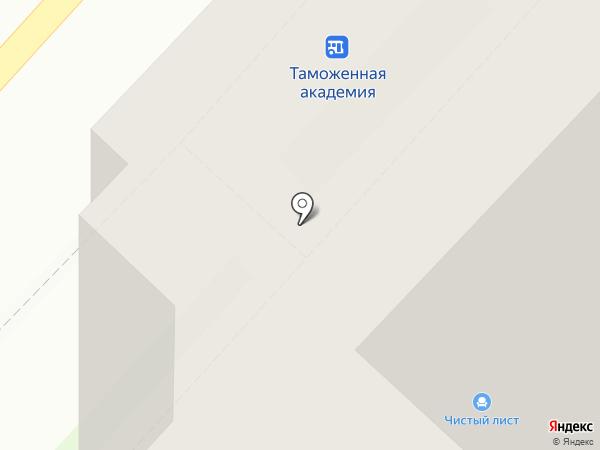Ателье мебели на карте Люберец