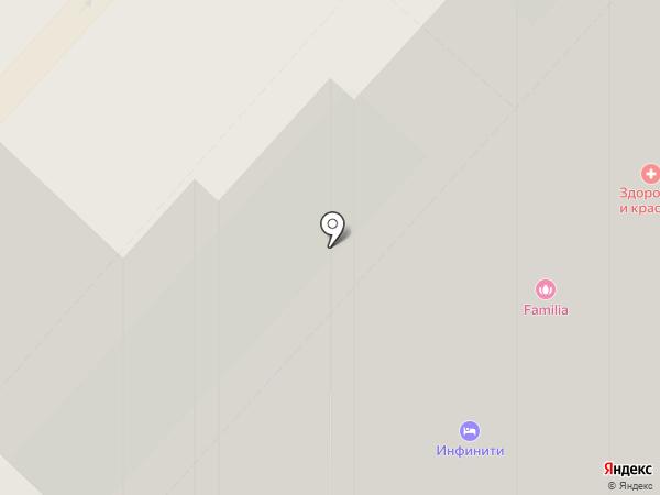 Алми на карте Люберец