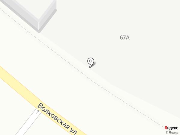 Импульс-Авто на карте Люберец