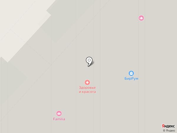 Моторр на карте Люберец
