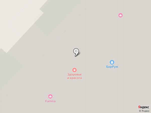 Башмачок на карте Люберец