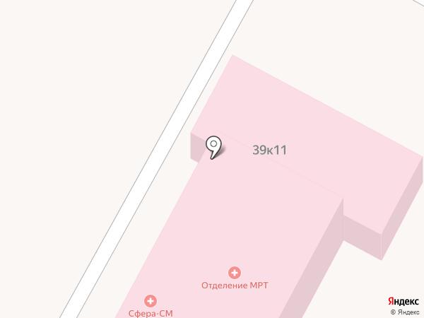 СФЕРА-СМ на карте Ивантеевки