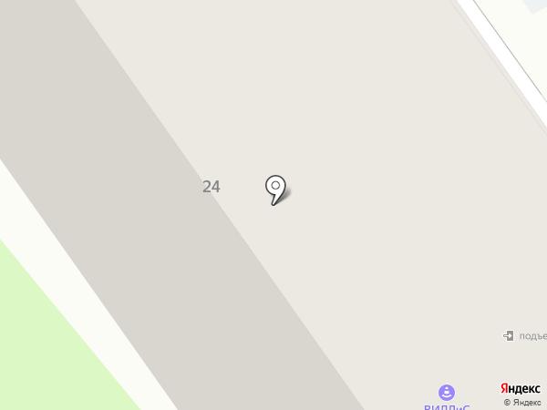 ВИЛЛиС на карте Старого Оскола