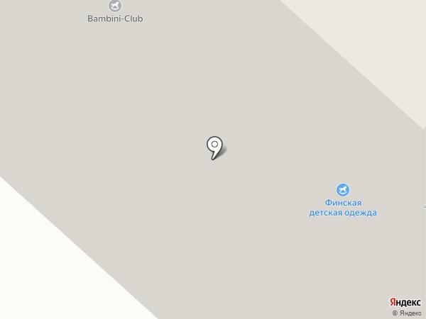 Сельпо на карте Люберец