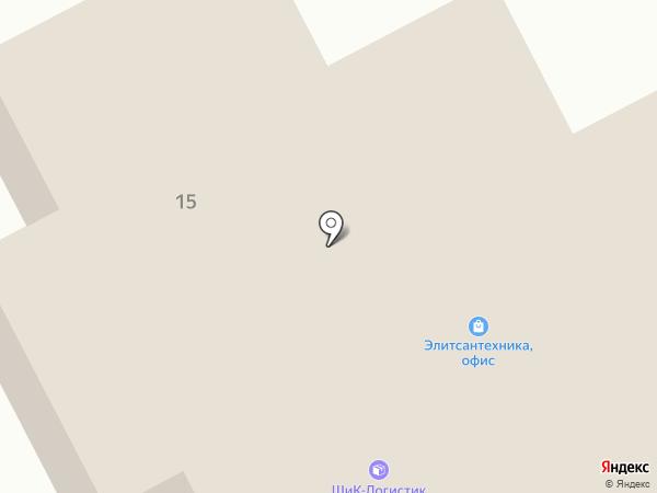 Фаворит на карте Лыткарино