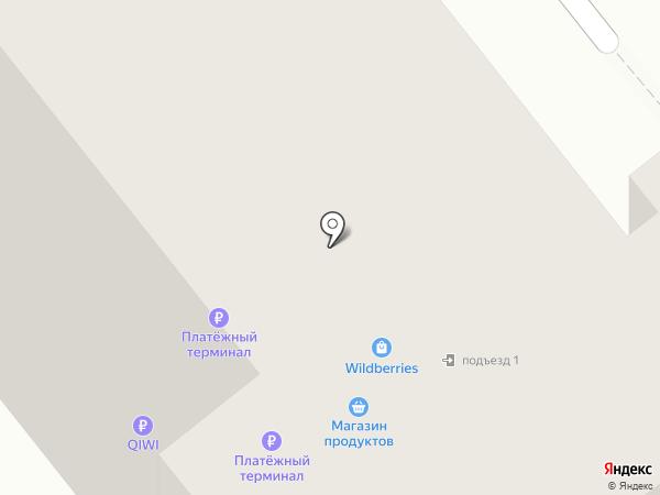 Восточный экспресс на карте Лыткарино