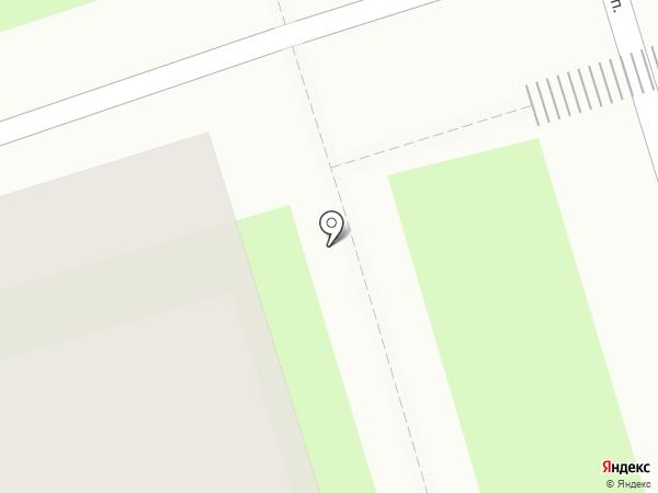 Медиа-Селект на карте Ивантеевки