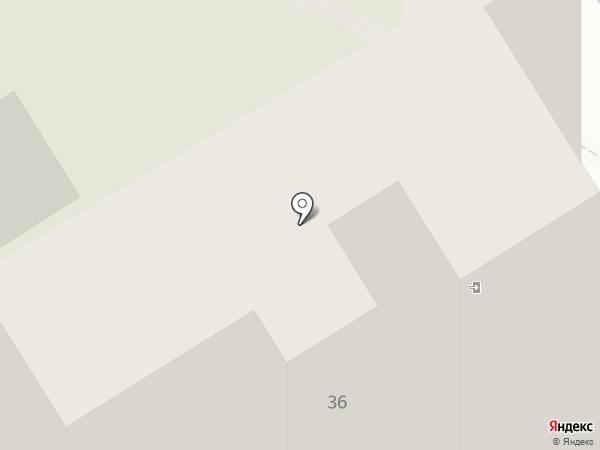 Мастерская по ремонту обуви на карте Старого Оскола