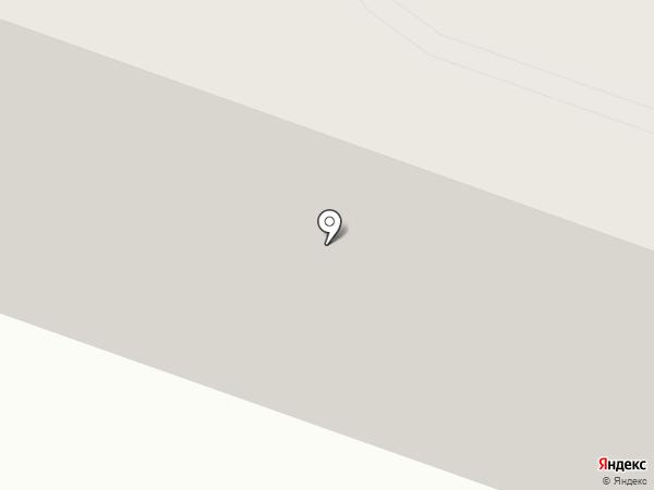 Автомагазин на ул. Коккинаки на карте Макеевки