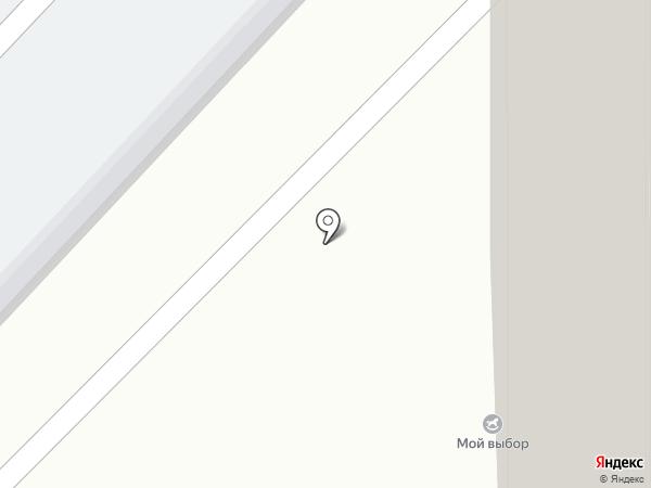 Миледи на карте Люберец