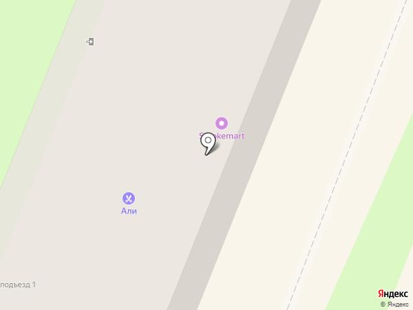Фортуна на карте Ивантеевки