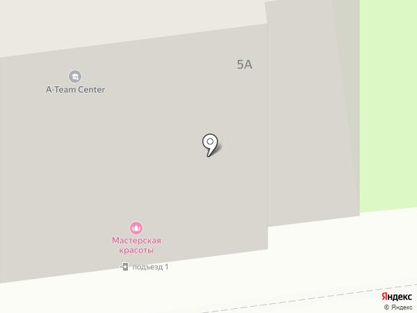 Центр юридических услуг на карте Ивантеевки