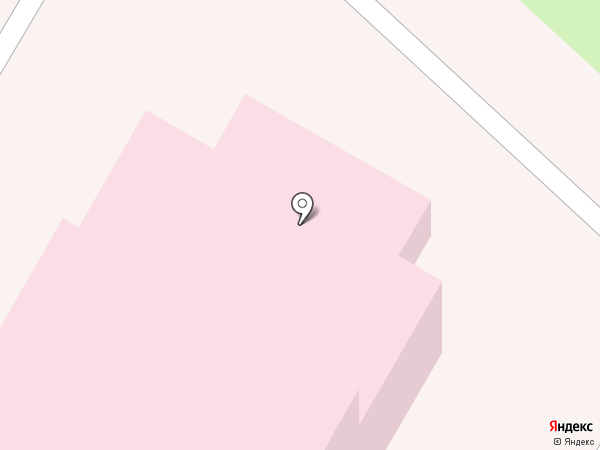 Ива-Милосердие на карте Ивантеевки