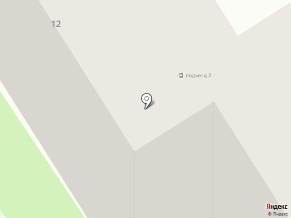 Парикмахерская на карте Старого Оскола
