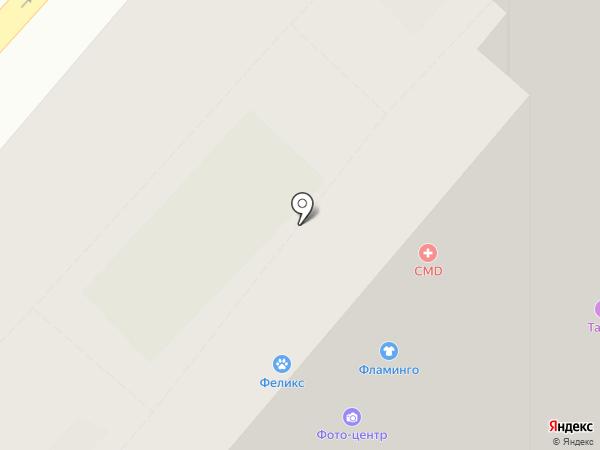 Эксклюзив на карте Люберец