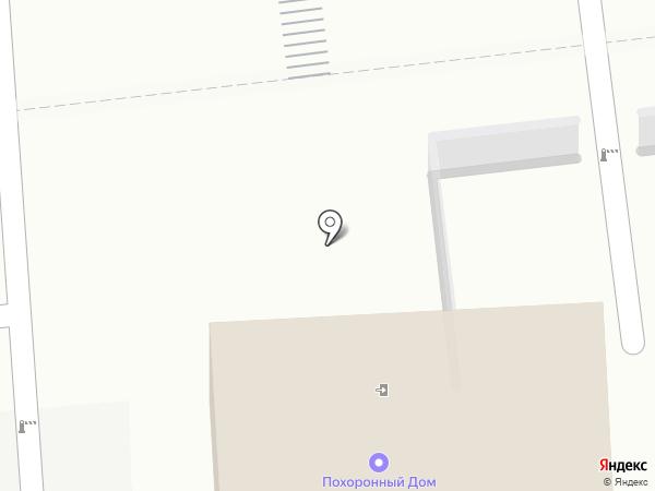 Похоронный Дом на карте Люберец