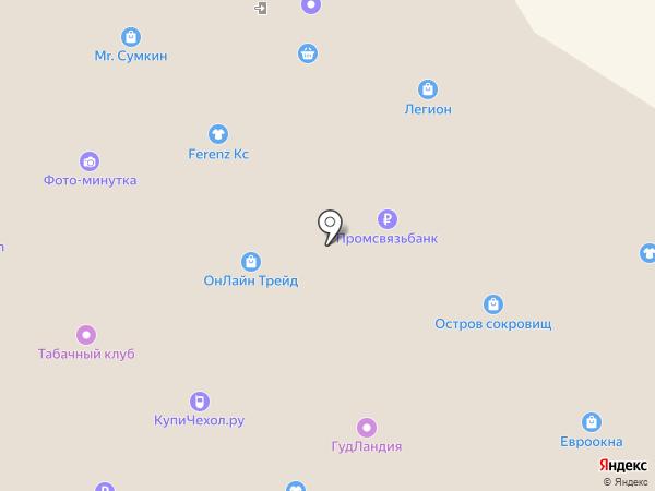 Grace на карте Ивантеевки