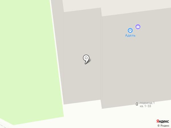 Бюро переводов на карте Ивантеевки