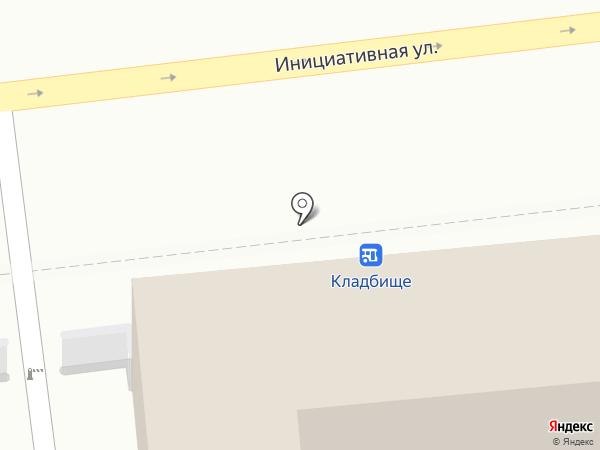 Ритуальное агентство на карте Люберец
