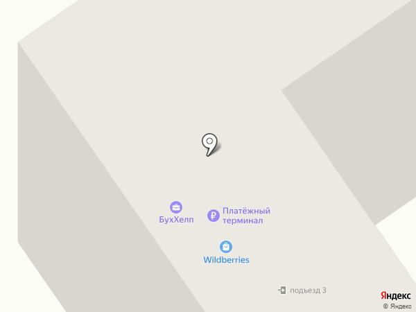 Актив на карте Старого Оскола