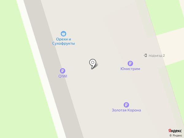 МЕТАТР на карте Ивантеевки