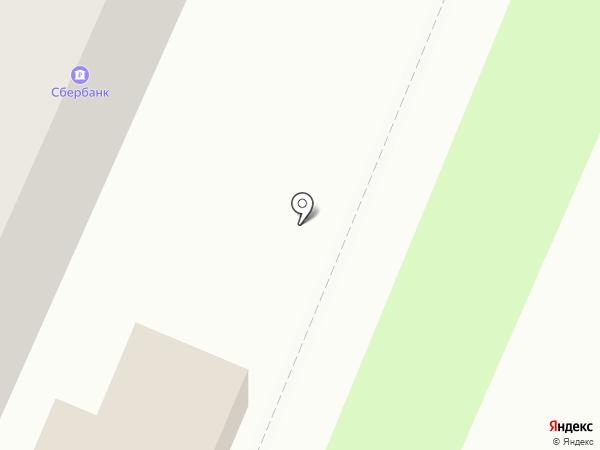 Сбербанк, ПАО на карте Ивантеевки