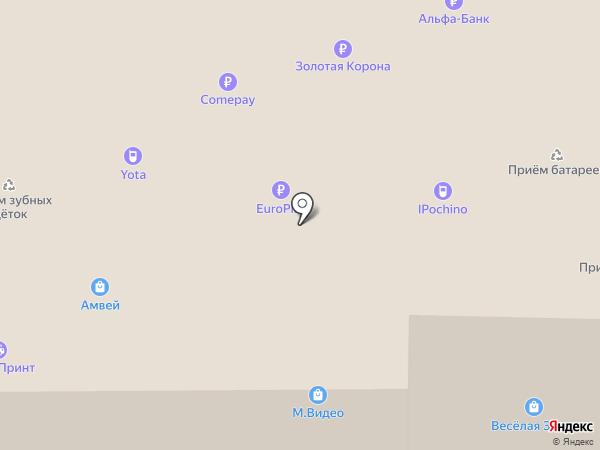 Gipfel на карте Ивантеевки