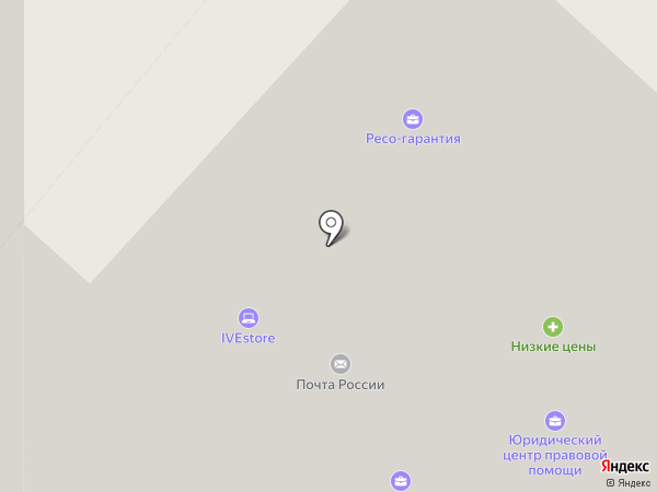 Форм АНТ на карте Люберец