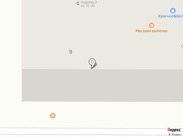 Печкин домик на карте Лыткарино