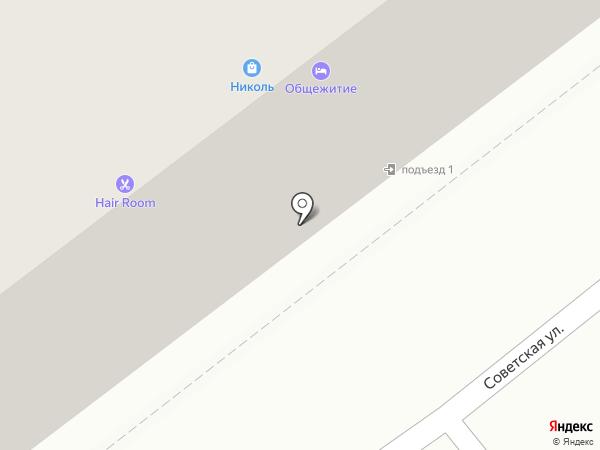 Ателье по пошиву штор на карте Лыткарино