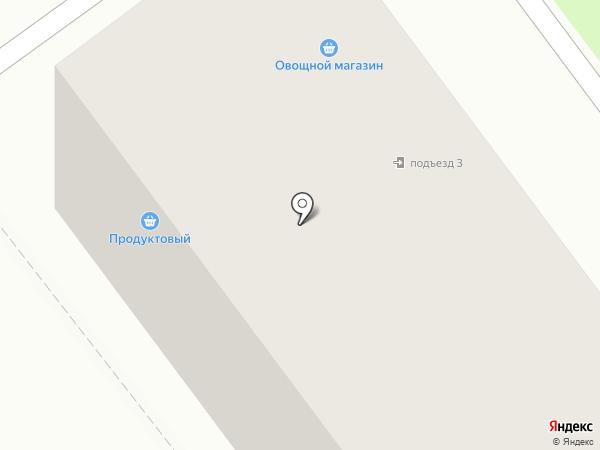 Ветеран на карте Лыткарино