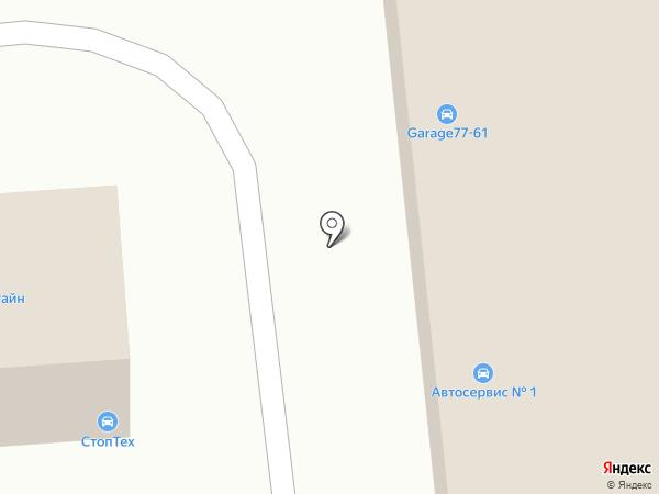 Рачев на карте Люберец