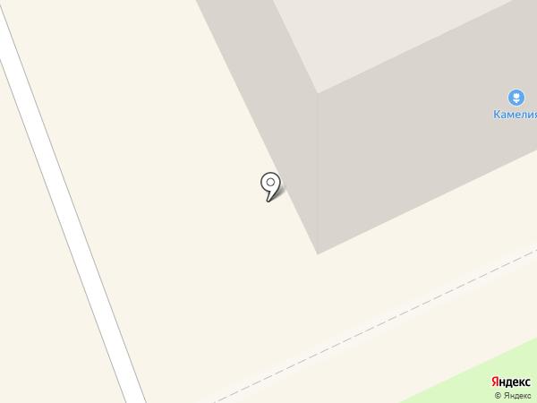 Центр бытовых услуг на карте Ивантеевки