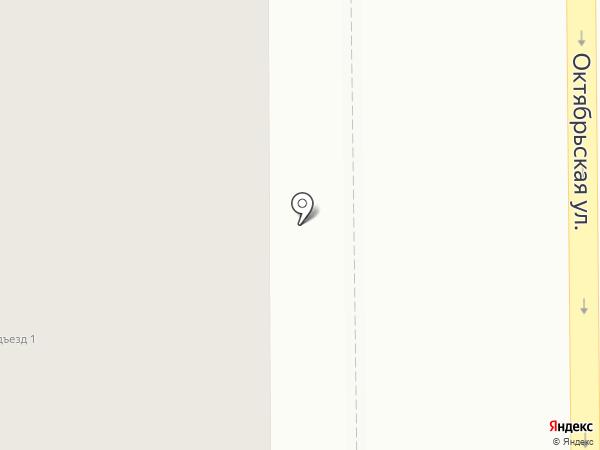 Золотая Корона на карте Лыткарино