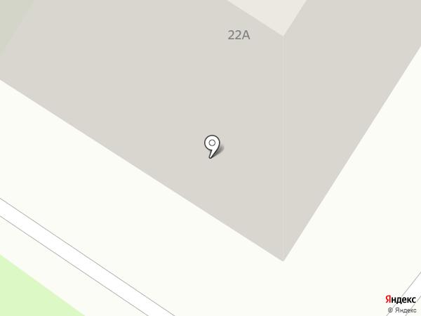 Парикмахерская на карте Лыткарино