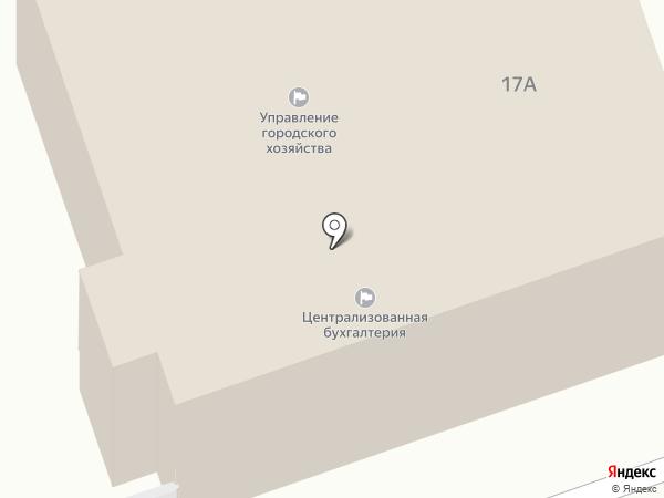Многофункциональный центр предоставления государственных и муниципальных услуг на карте Ивантеевки